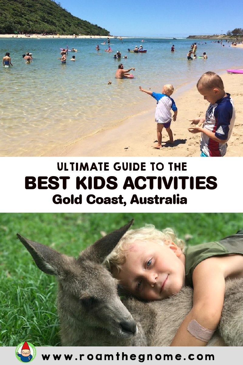 PIN KIDS ACTIVITIES GOLD COAST
