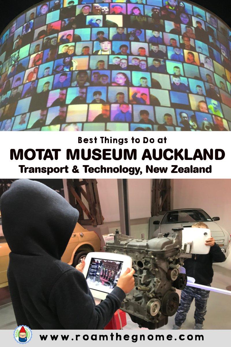 PIN Motat NZ