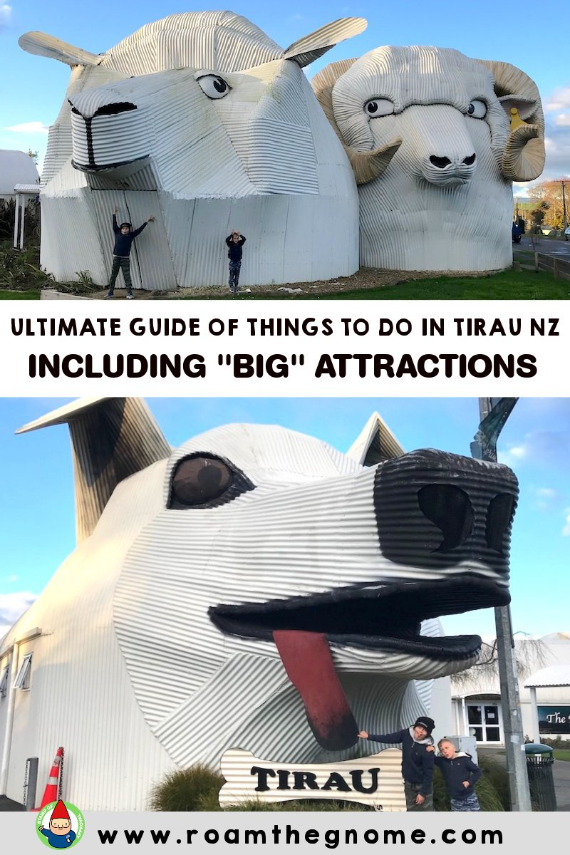 PIN THINGS TO DO IN TIRAU