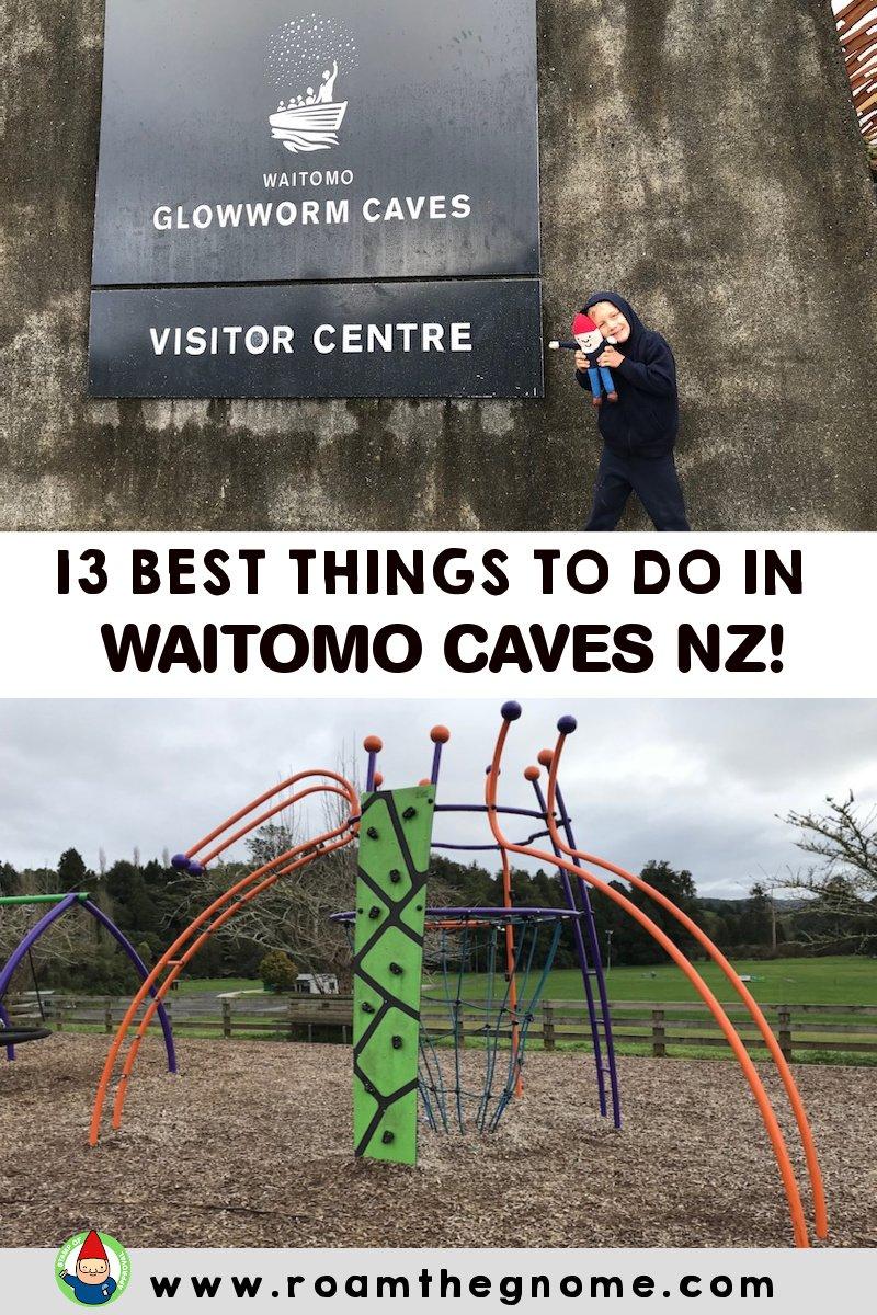 PIN THINGS TO DO IN WAITOMO