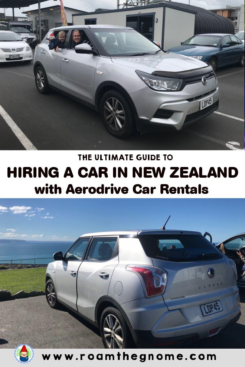 PIN aerodrive car rentals
