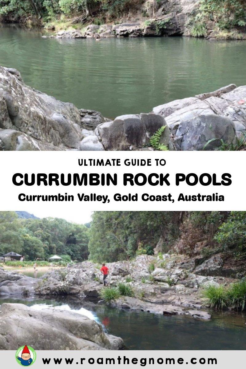 PIN currumbin rock pools