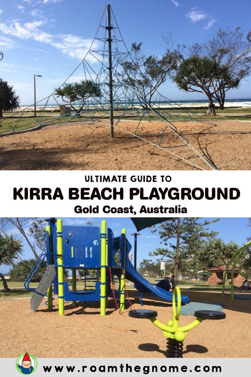 PIN kirra beach playground