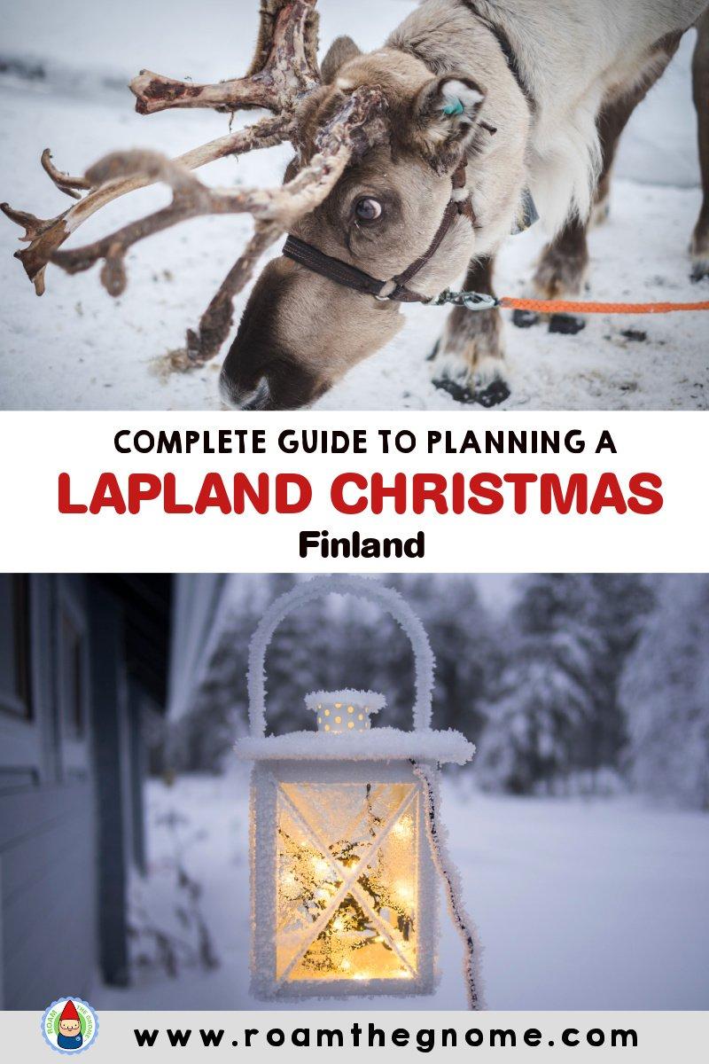 PIN lapland christmas