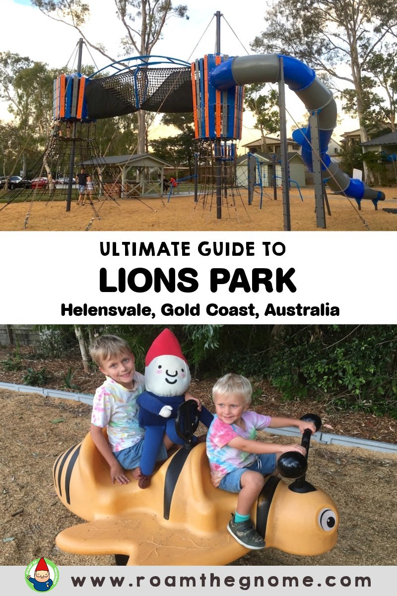 PIN lions park helensvale