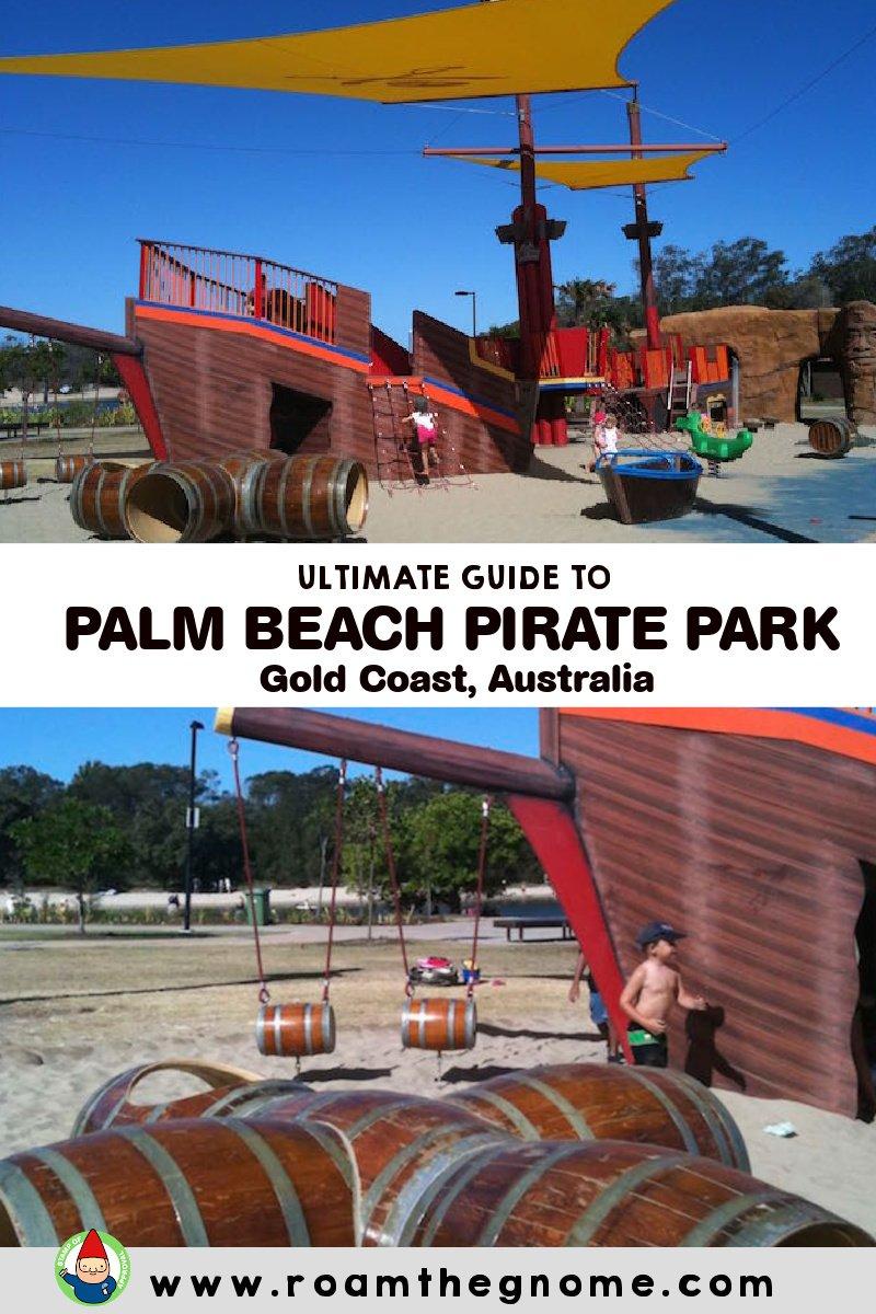 PIN pirate park palm beach