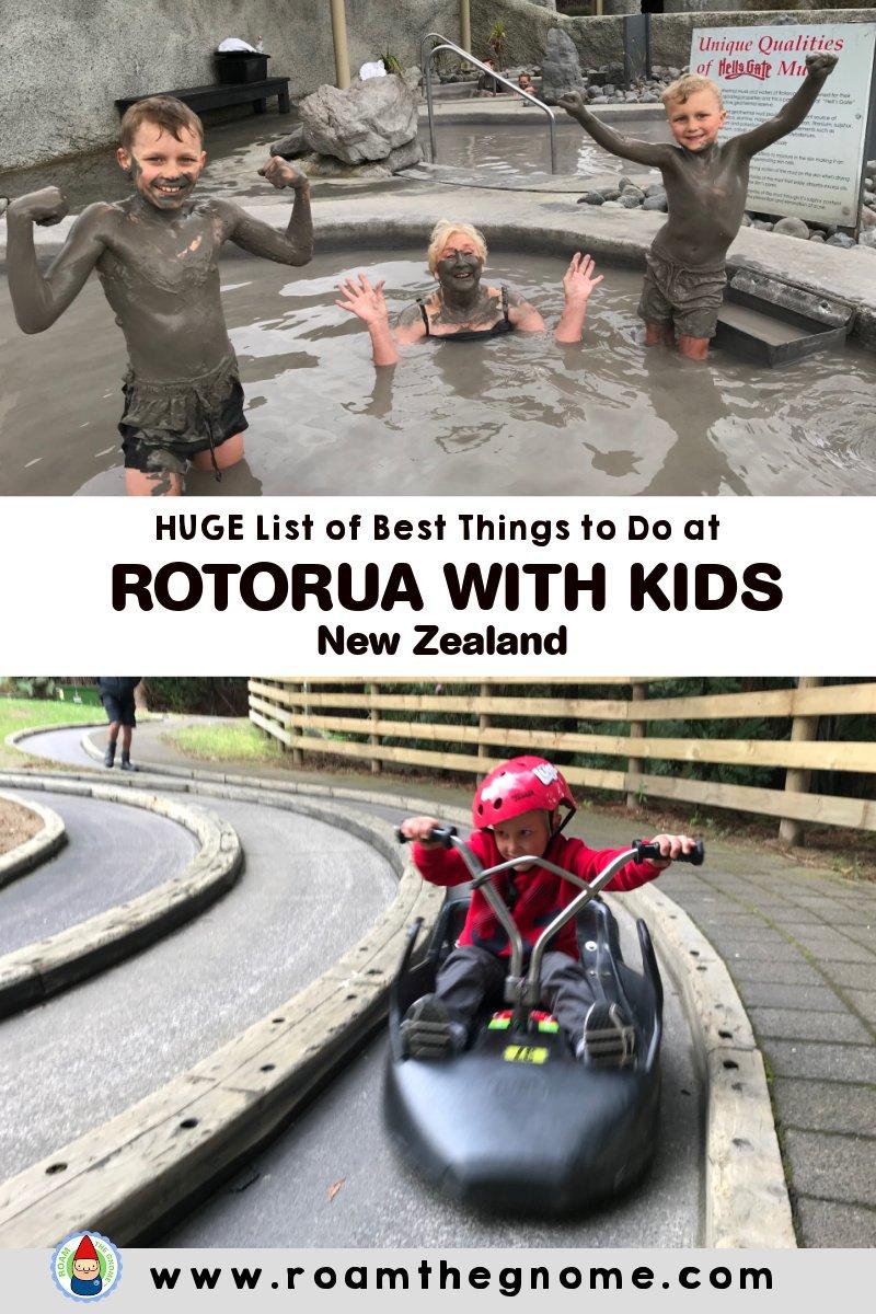 PIN rotorua with kids cc