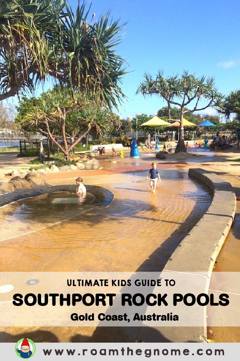 PIN southport rock pools gold coast