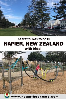 PIN things to do in napier for families