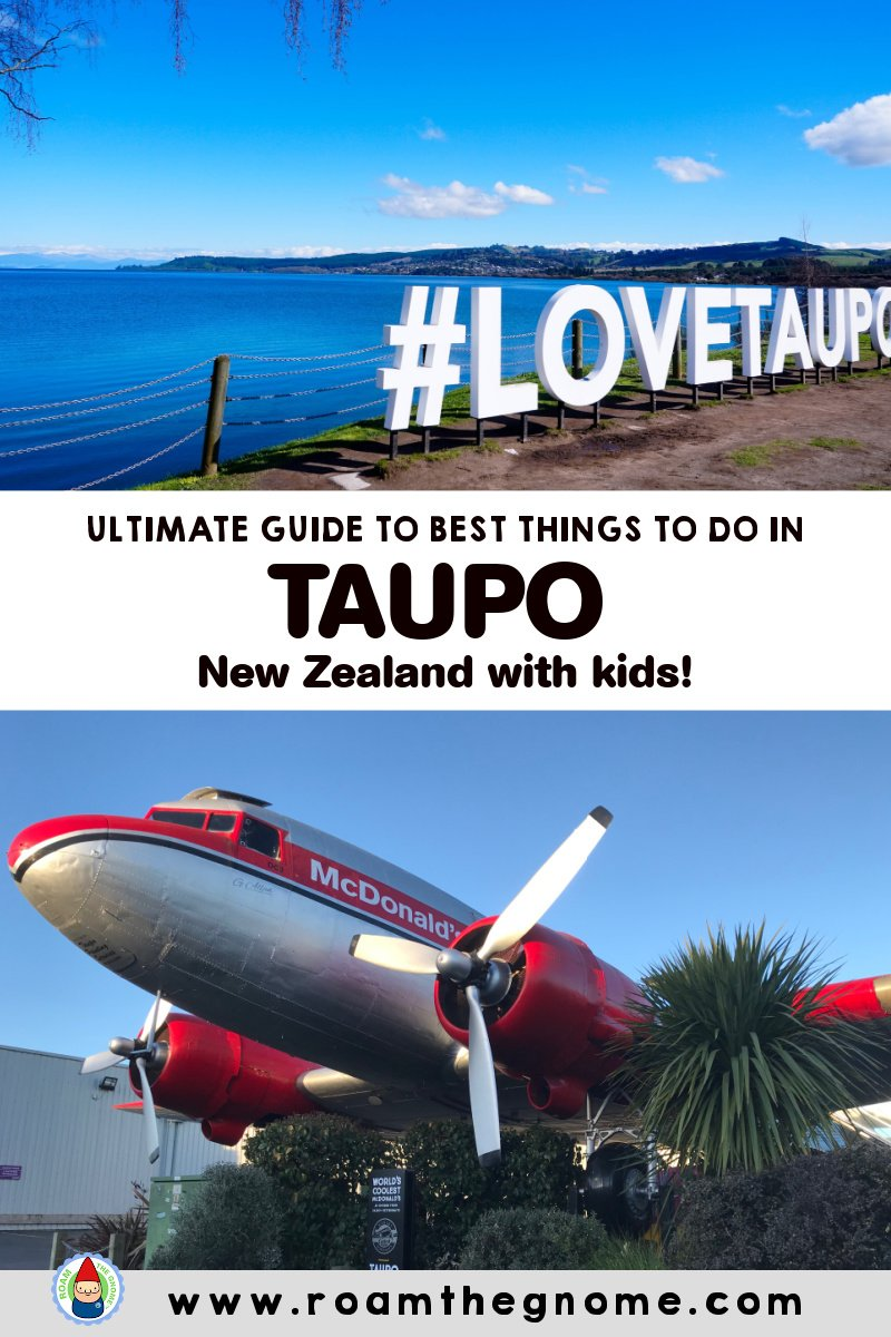 PIN things to do in taupo with kids