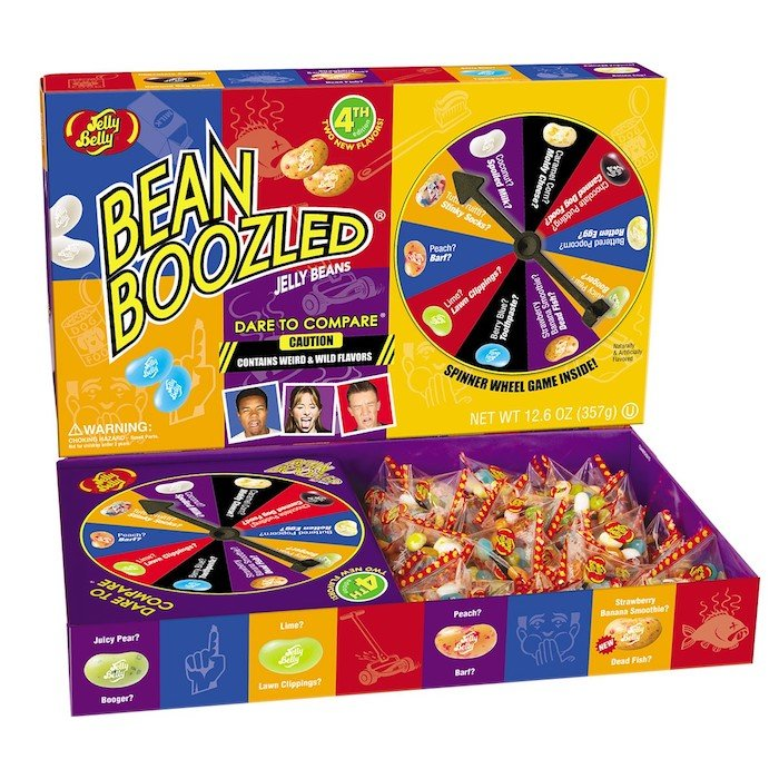 Photo - Jelly Belly NZ Beanboozled game
