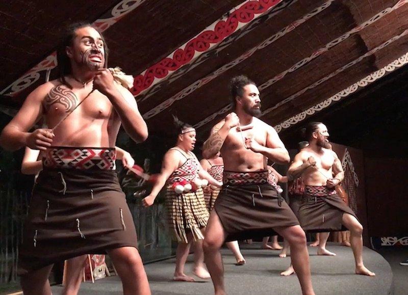 Photo - Rotorua Night Activities Tamaki Maori village dance