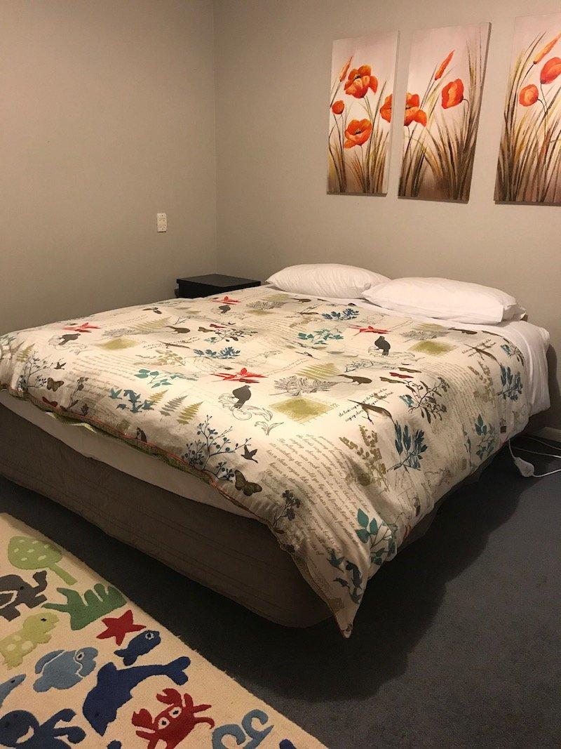 Photo - Rotorua family accommodation bedroom