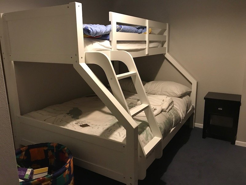 Photo - Rotorua family accommodation bunks