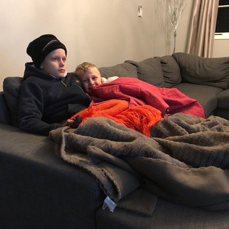 Photo - Rotorua family accommodation in winter