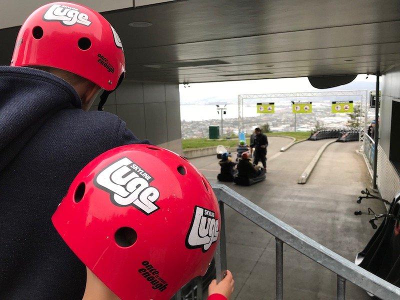 Photo - Skyline Rotorua Luge deals line up