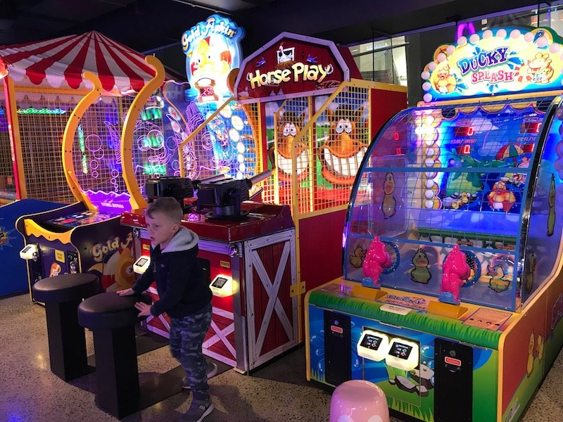 Photo - Time Out Arcade Auckland games
