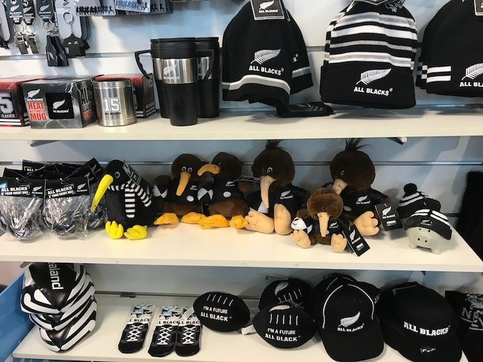 Photo-all blacks rugby souvenirs