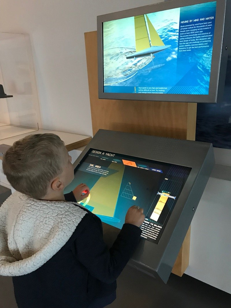 Photo - auckland maritime museum activities for kids