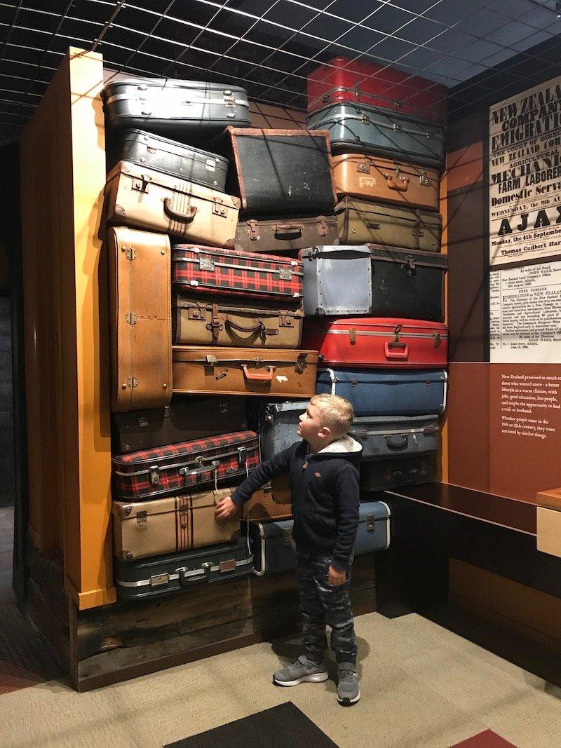Photo - auckland maritime museum ship recreation