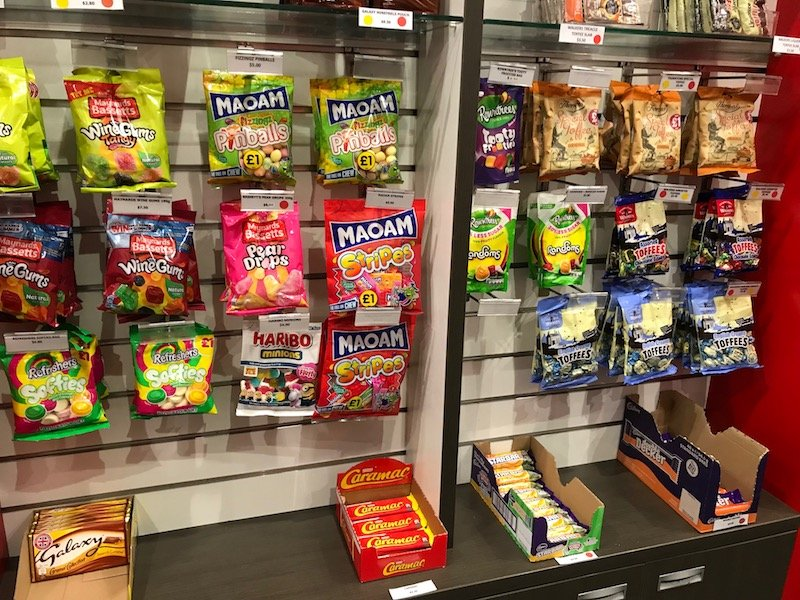 Photo - london lolly shop auckland selection