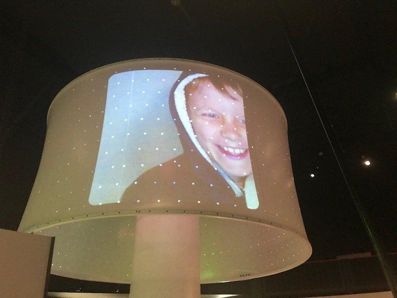 Photo - motat face space exhibition