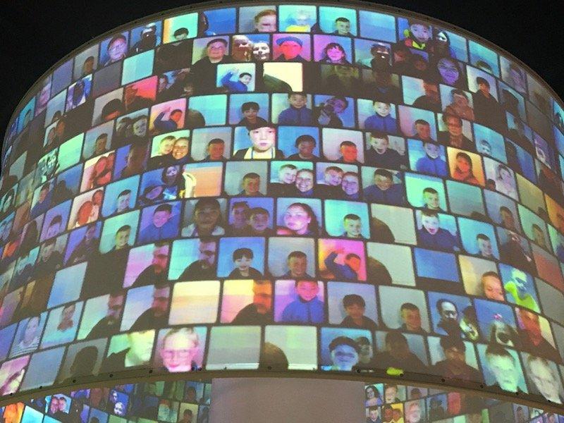 Photo - motat nz facespace round up