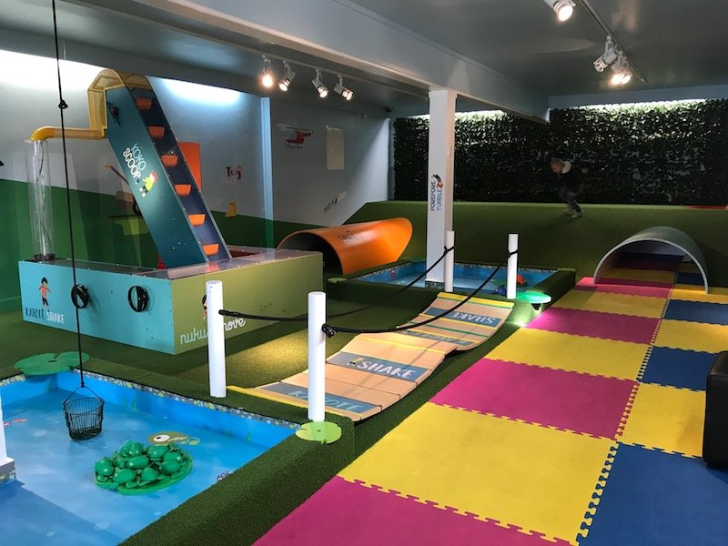 Photo - motat playground for toddlers