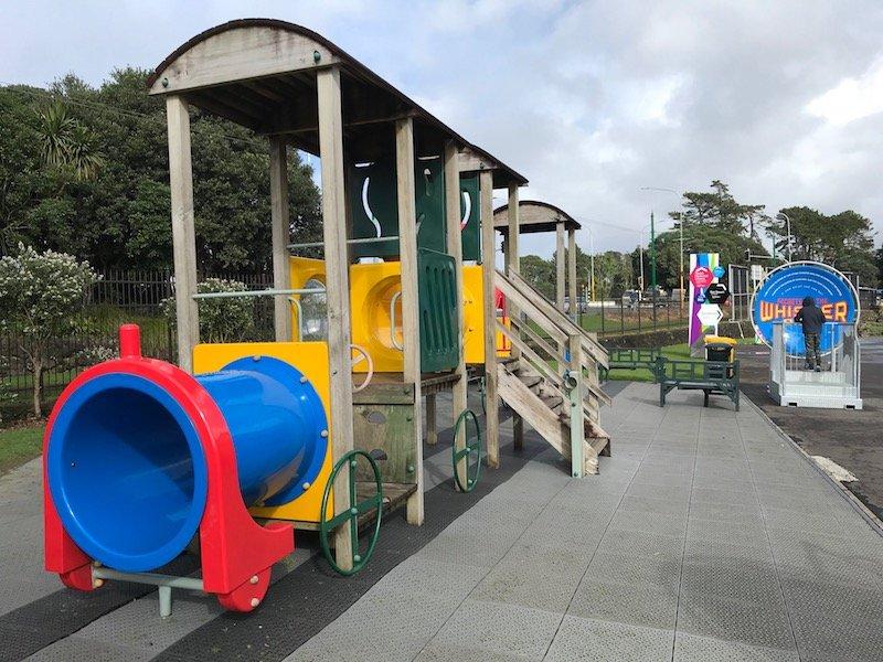 Photo - motat playground