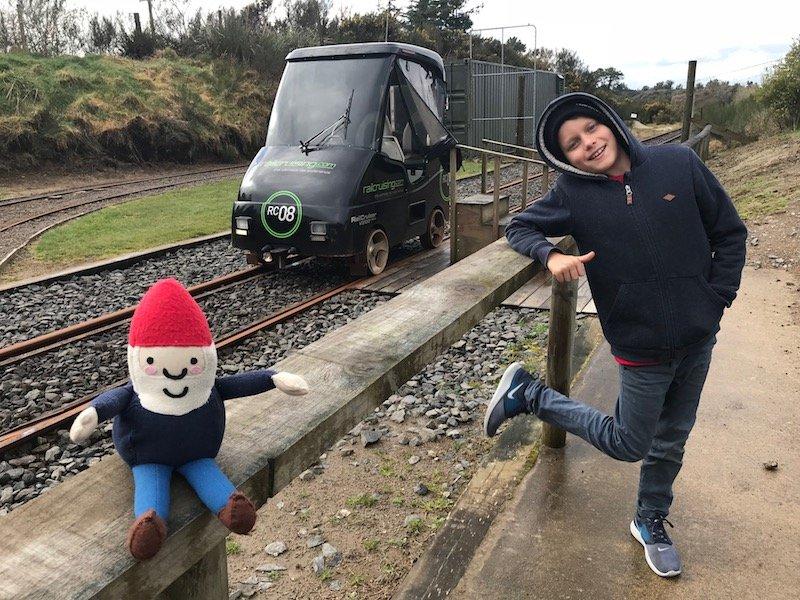 Photo - railcruising rotorua ned and roam 2