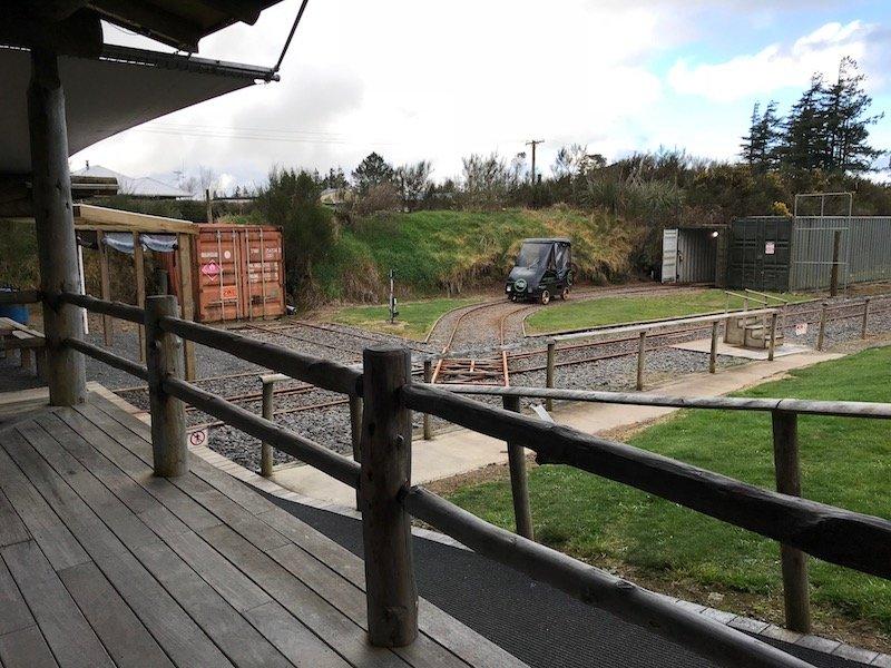 Photo - railcruising office view
