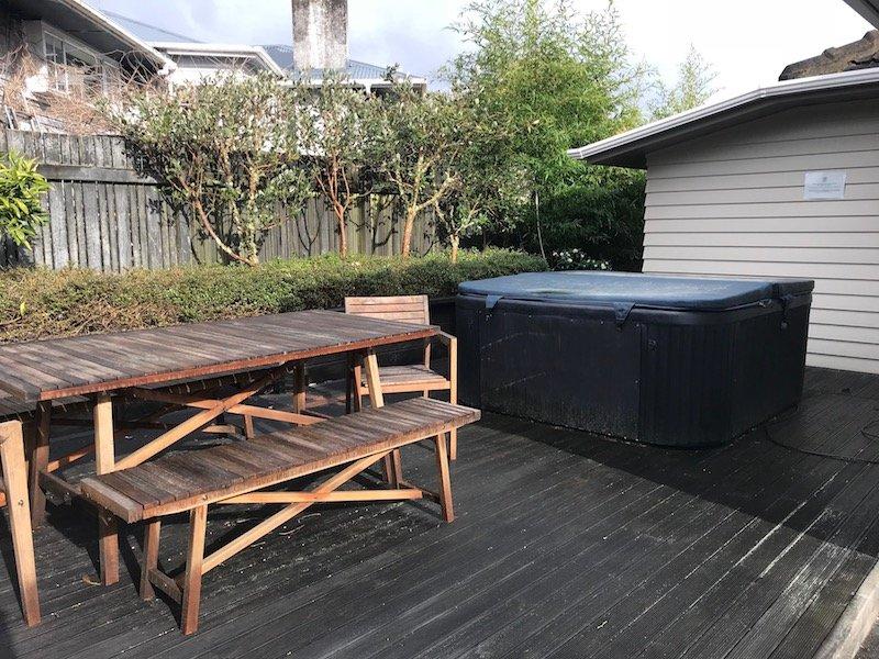 Photo - spabath at Rotorua family accommodation