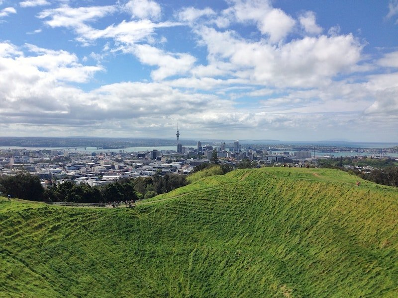 auckland by henry mcintosh