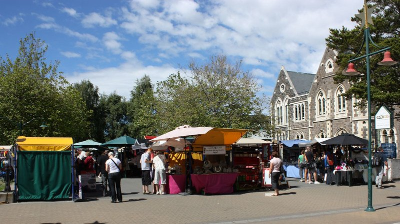 christchurch market pic by rexness
