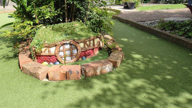 enchanted forest mini golf onehunga