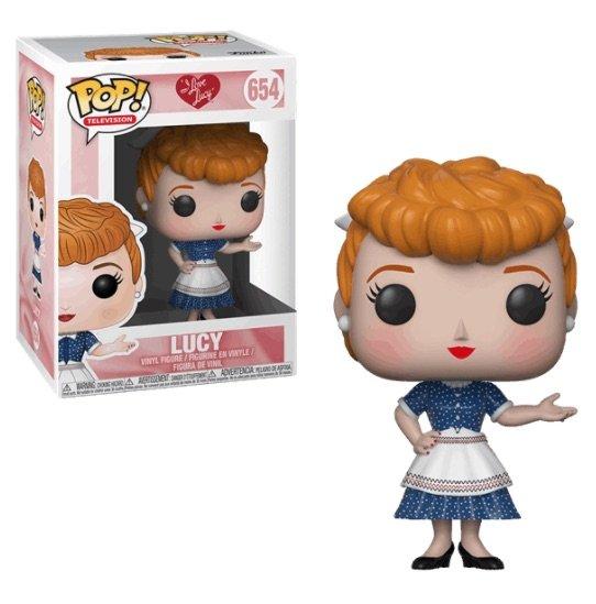 i love lucy pop vinyl doll
