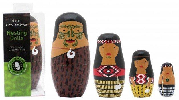 image - maori nesting dolls