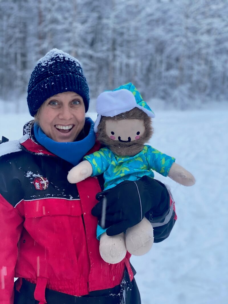 image - what to wear in lapland santa fun day
