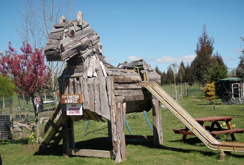 lilliputt farm taupo trojan horse imageby fb