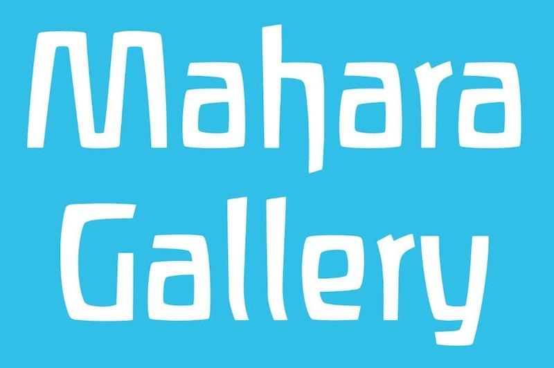 mahara-gallery logo pic