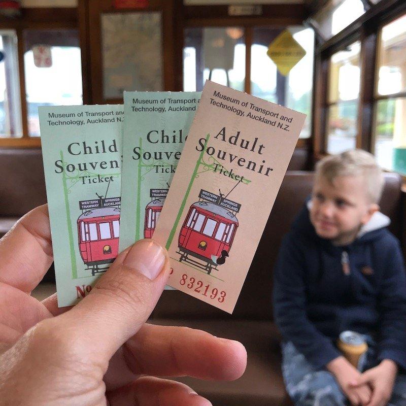 motat museum auckland train tickets pic