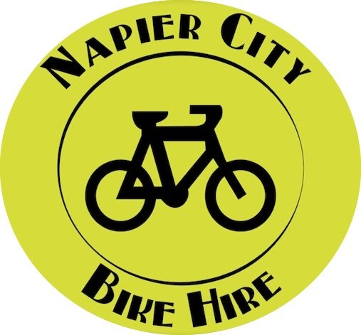 napier city bike hire circle pic