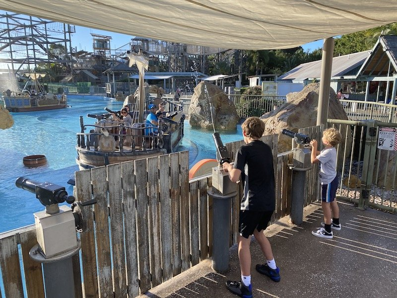 ned jack at seaworld july 2020 pic