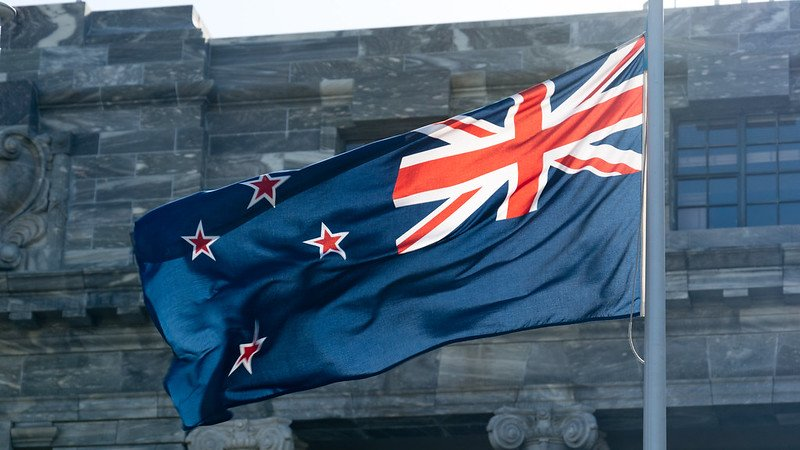 new zealand flag pic by christoph strassler