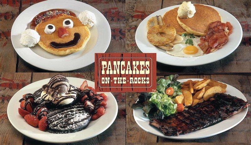 pancakes on the rocks menu pic by fb