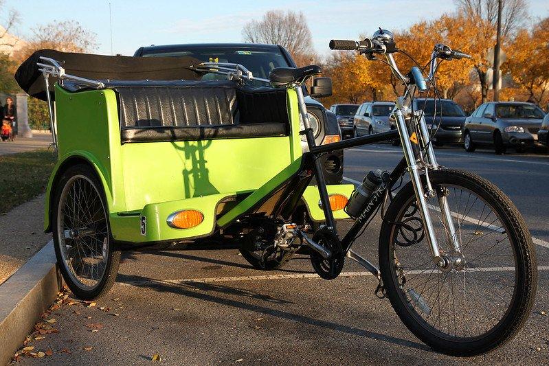 pedicab by mr tindc