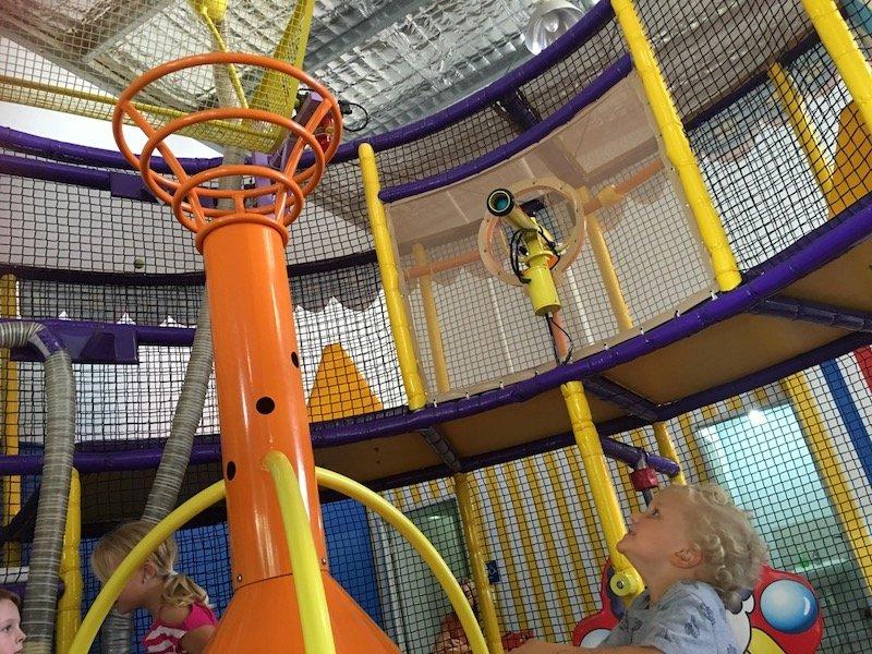 photo - big top playhouse coomera ball pit jack