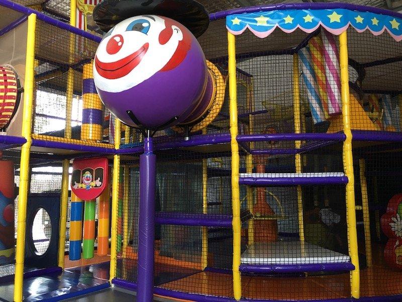 photo - big top playhouse coomera circus play