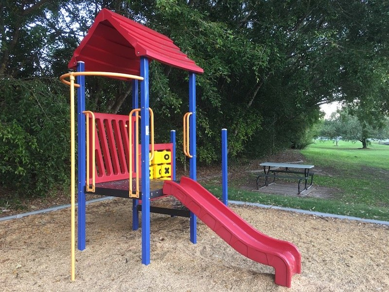 photo - lions park toddler playground helensvale