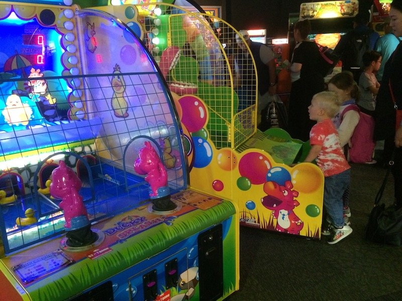 photo - movie world for toddlers games arcade